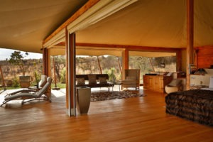 Loisaba Tented Camp Double Tent 6