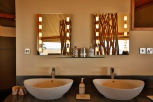 Loisaba Tented Camp Double Tent Bathroom 4