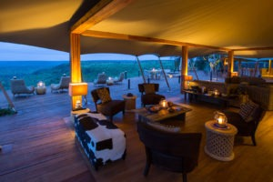 Loisaba Tented Camp Main Lounge c Silverless