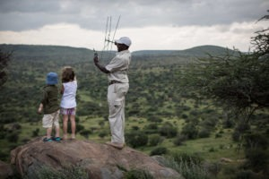 Loisaba Tented Camp activities lion tracking for conservation c Silverless 3