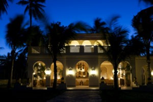 baraza resort and spa zanzibar night