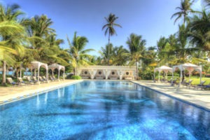 baraza resort and spa zanzibar pool day