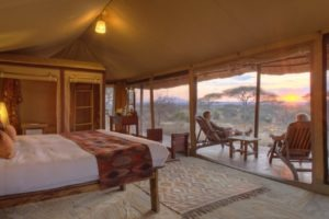 olivers camp tarangire veranga view