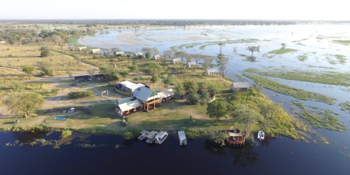Chobe River Camp view 2