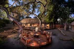 khwai bush camp botswana african bush camps common area73