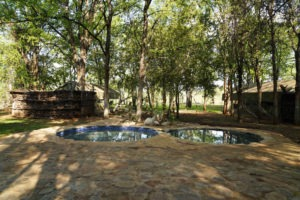 selati tented camp south africa pool