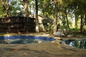 selati tented camp south africa pools