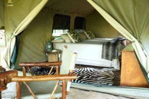 selati tented camp south africa room