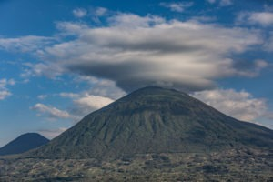 rwanda volanoes virunga lodge mountain