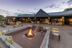 zimbabwe victoria falls old drift lodge fire