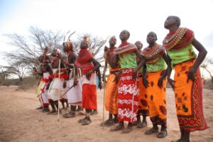 Samburu ladies Saruni Samburu Kenya