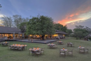 kirkmans camp sabi sands south africa exterior