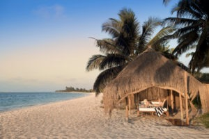 mozambique benguerra island private sala beach
