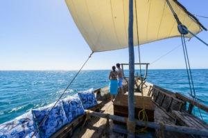 mozambique ibo island dhow cruising