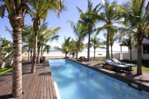 mozambique ibo island pool
