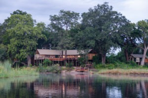 namibia caprivi strip kazile island lodge 11