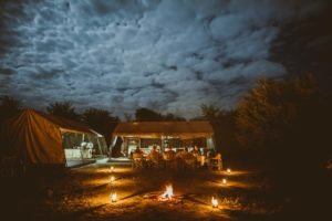 botswana nxai pan migration expeditions camp 12