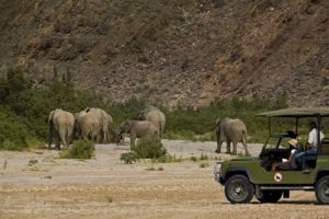 Namibia Kaokoland Okahirongo Elephant Lodge activties12