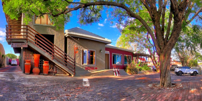 Namibia Windhoek Gardens boutique hotel7