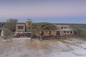 Namibia northern etosha onguma the fort20