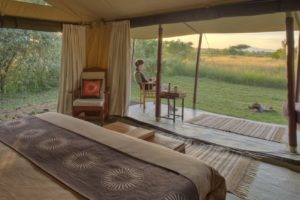 encounter mara tent view