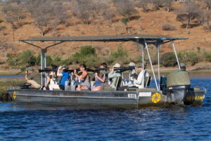 namibia chobe river pangolin voyager house boat photography 7
