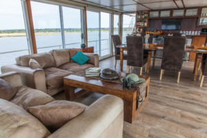 namibia chobe river pangolin voyager house boat photography 9