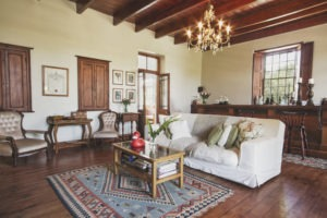 south africa garden route Schoone Oordt Country House 1
