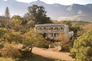 south africa garden route Schoone Oordt Country House 16