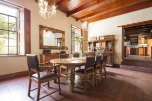 south africa garden route Schoone Oordt Country House 7