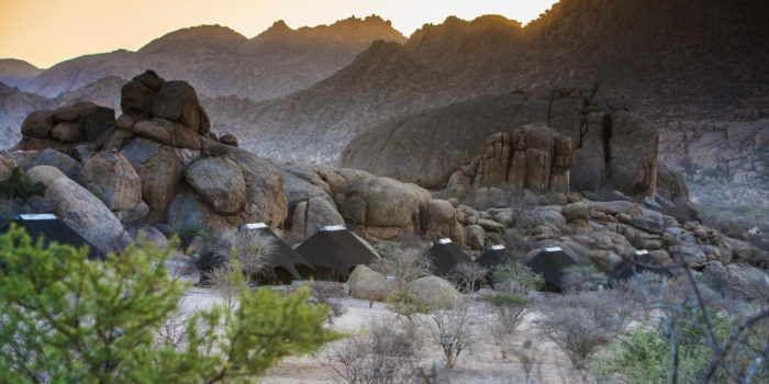 Namibia Damaraland Ai Aiba Rock Painting Lodge44