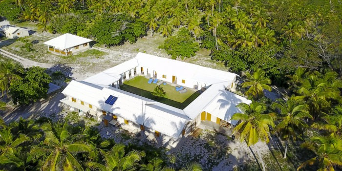 Seychelles outer islands Astove coral house1