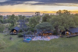 botswana okavango delta gomoti private camp 8