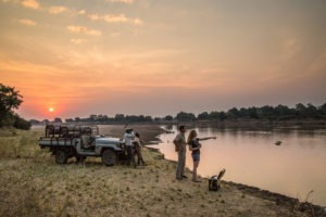 zambia south luangwa tafika camp walking safaris 40