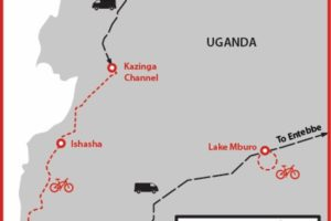 Uganda Cycling 10 Day West Route 8